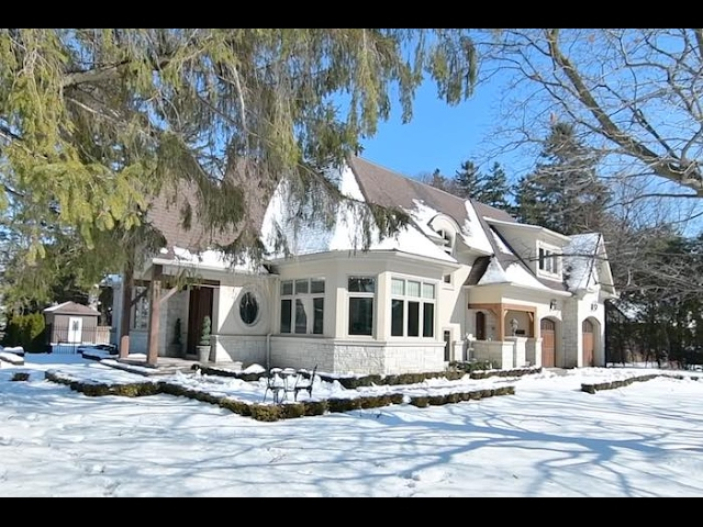 201 Wilder Dr Oakville Open House Video Tour