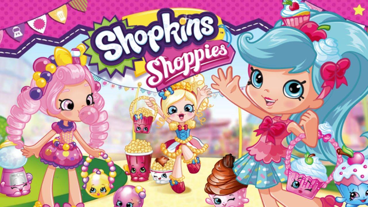 Shopkins Shoppies: Memory for GIRLS YouTube