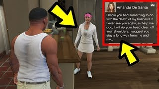 I talked to Amanda after I took out Michael, then this happens... thumbnail
