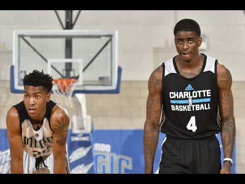 Full Highlights: Charlotte Hornets vs Orlando Magic from Orlando Summer League    July 6, 2017