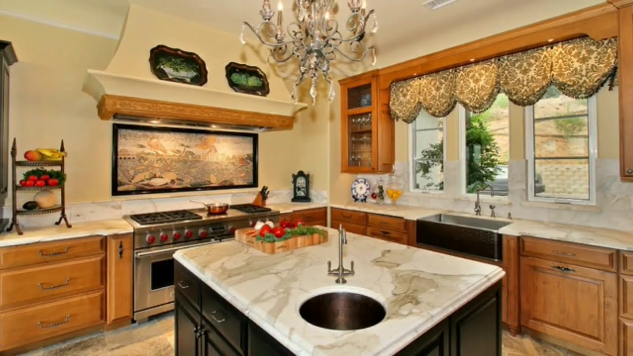 Kitchen Decorating Ideas With Stainless Steel Appliances Youtube