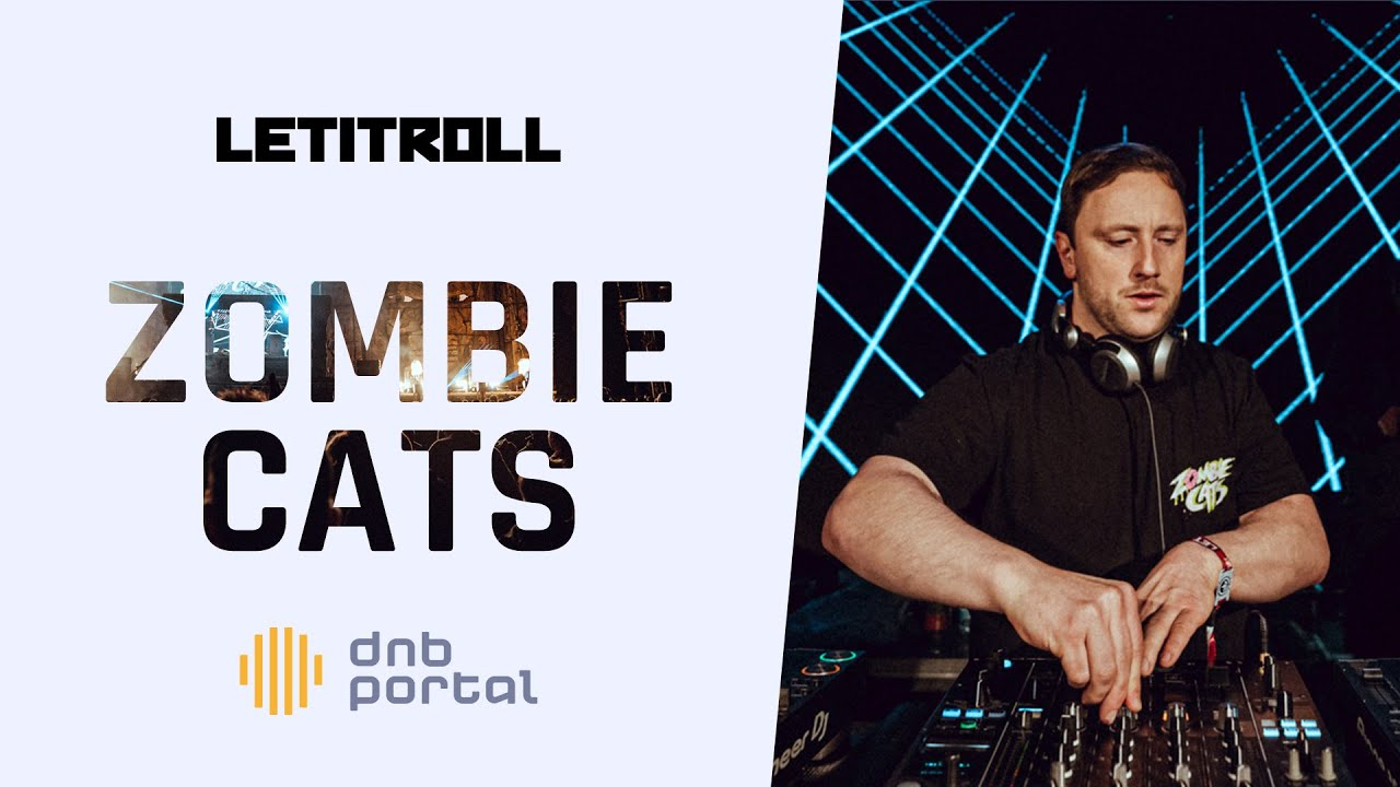 Download Zombie Cats - Let It Roll SAVE THE RAVE 2021 mp3