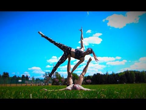 Acro Yoga skills level 1