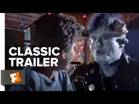 Little Monsters Official Trailer #1 - Frank Whaley Movie (1989)