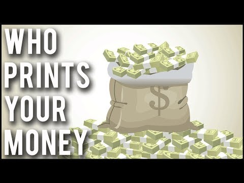 Where Does Money Come From!!!