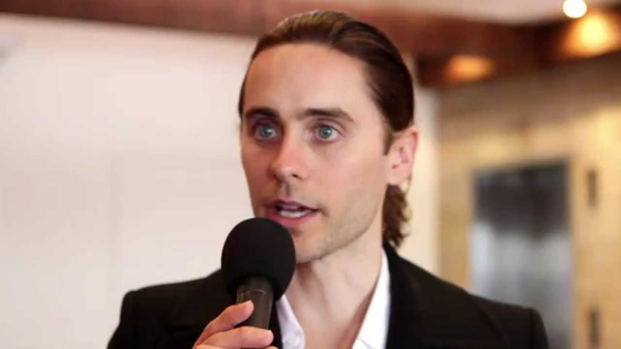 Jared Leto Talks About... Jared Leto Interview