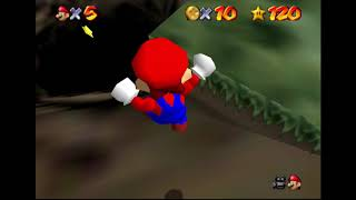 Super Mario 64 TAS Competition Task 22 - My Run (13.27, 7th Place)