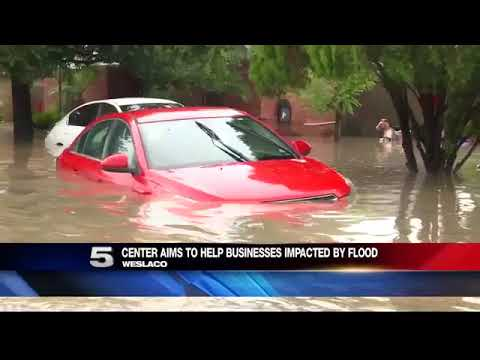 Meeting Scheduled at City Hall to Discuss Flooding in Weslaco