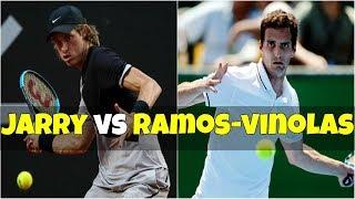 Nicolas Jarry vs Albert Ramos-Vinolas | QF Sao Paulo 2018 Highlights HD
