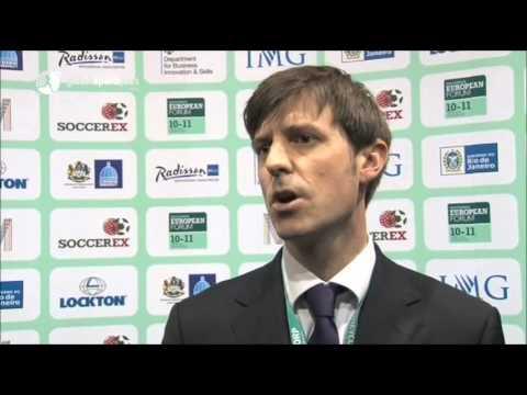 Geoff Pearson, Director of Studies (MBA Football Industries), University of Liverpool...
