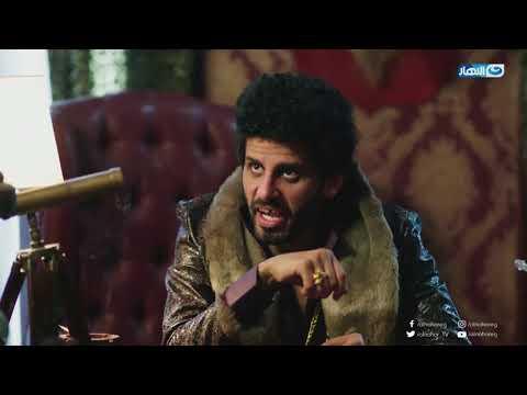 عزمي واشجان يلتقيان الراس الكبير .. أنا لو لو لو لمحته هاينونو... زعيم العصابة حمدي الميرغني