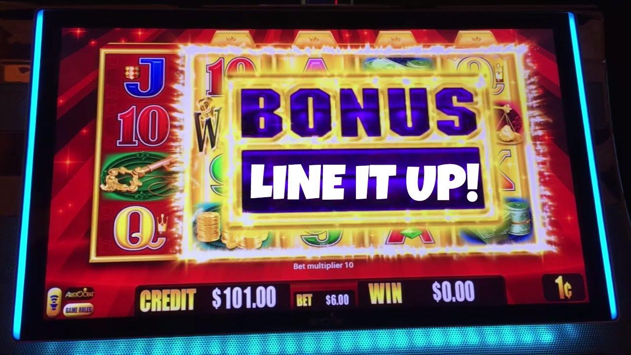 Slot machine bonanza