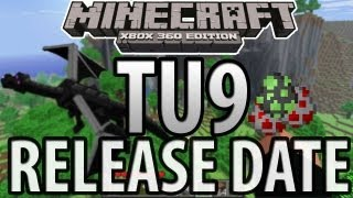 Minecraft (Xbox 360) - TU9 RELEASE DATE! - Confirmed Friday April 5th