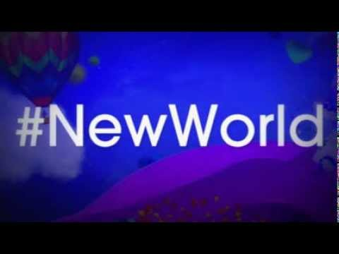 Up Dharma Down - New World