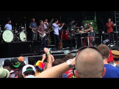 Bon Iver—Creature Fear & Team & Hinnom, TX & Wash.—Live @ Bonnaroo 2012-06-10