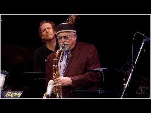 Danilo Perez-Joe Lovano BGJI Quartet - Donna Lee (BGJI Celebrates Charlie Parker)