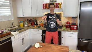 🔴 Tempura Fish Tacos & Golden Coconut Rice