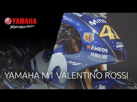 download Yamaha M1 Valentino Rossi – Paris Motor Show 2018