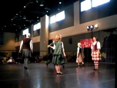 Scottish dance - 2008 Raleigh International Festival (part 1