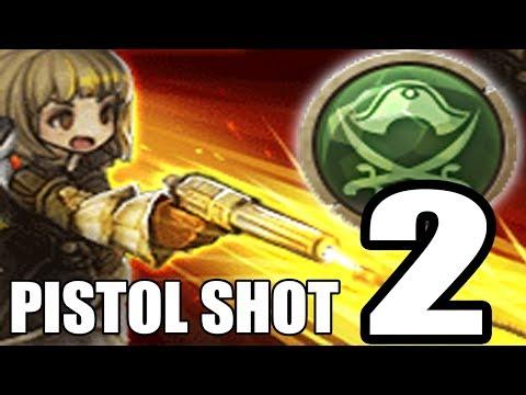 [2] Corsair c3 Pistol shot PVP, Rebalance patch - Tree Of Savior