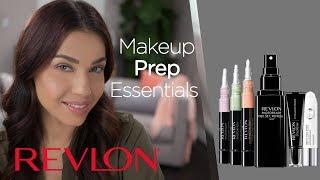 Everyday Makeup Prep Essentials feat. Eman | Revlon