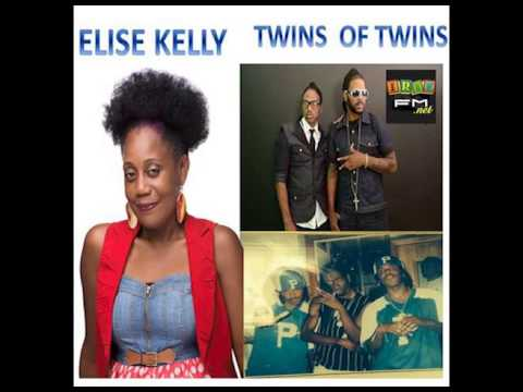 IRIE FM ELISE KELLY INTERVIEW WITH TWINS OF TWINS ON EASY SKANKING