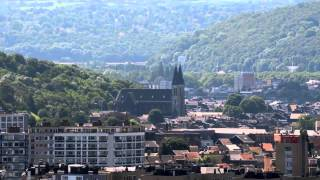 Tour de ville de Liège en Belgique