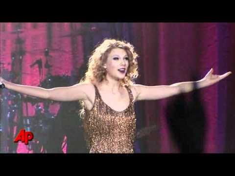 Taylor Swift Celebrates 20 Million Record Sales