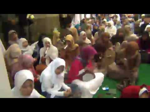 Qasidas and Sufi Whirling on the Final Night of Indonesia 2012 Tour 18May2012