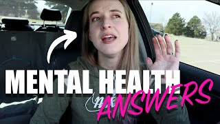 "Mental Health Q&A: Talking PTSD, Relapsing Depression, & Being a ""Burden"""