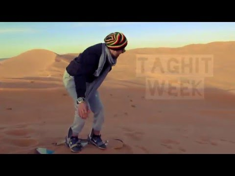 TAGHIT WEEK in South OF ALGERIA 2016