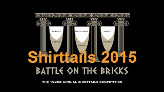 Hendrix Shirttails Competition 2015