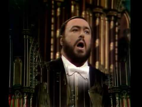 Luciano Pavarotti CHRISTMAS SPECIAL CONCERT - MONTREAL 1978