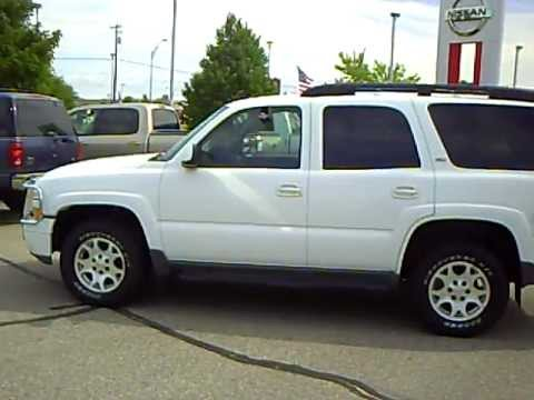 Used Chevy Tahoe >> 2006 Chevrolet Tahoe Z71 4WD - YouTube