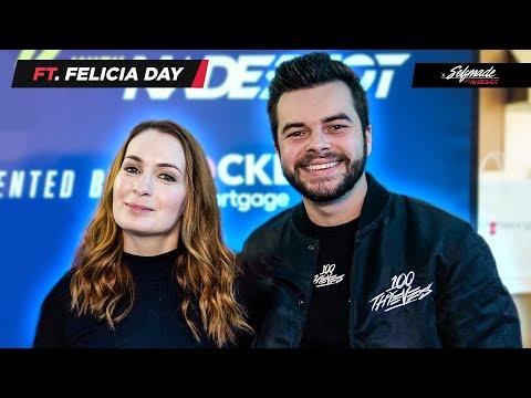 Actress Felicia Day Schools Nadeshot with Surprising CEO Advice