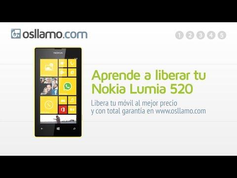 Liberar nokia lumia 520 gratis