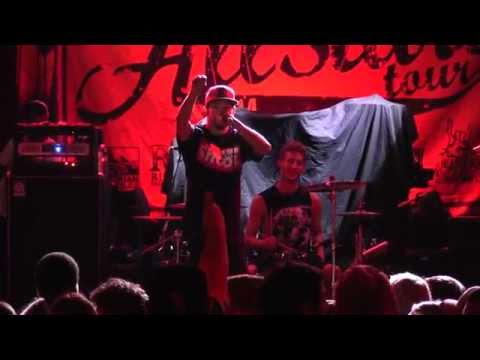 2014.07.26 Kublai Khan - Eyes Up (Live in Joliet, IL)
