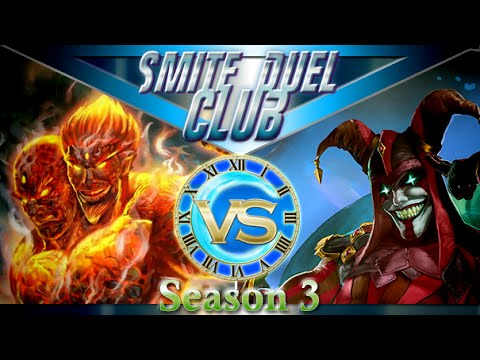 Agni vs Loki - Duel Club 1v1 #15 - Smite