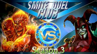 Agni vs Loki - Duel Club 1v1 #15 - Smite