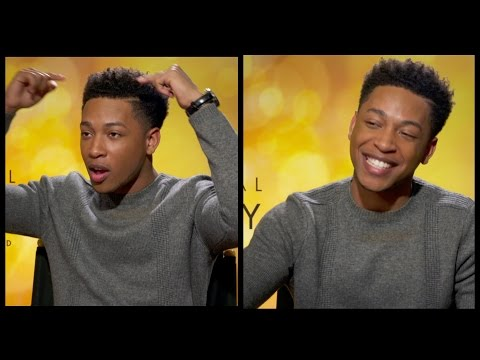 Jacob Latimore - Nothing On Me clip