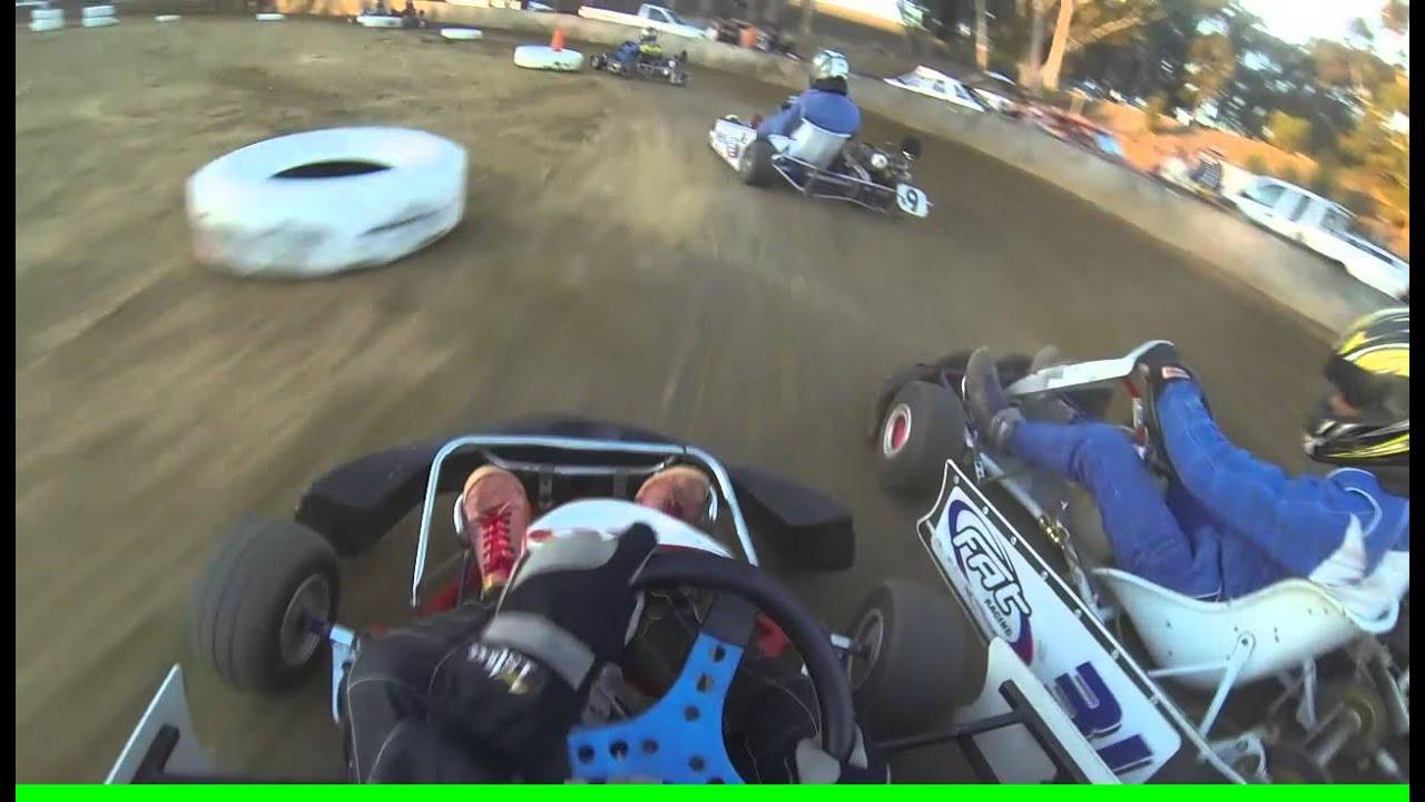 Fat Racing 300cc Dirt Go Kart