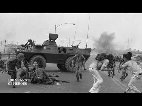 The fall of Saigon in 1975: 100 Years of Heroes