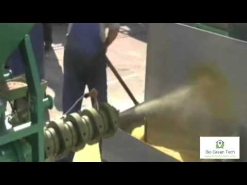 Soybeans Extruder - Production line for Animal Feed, Tractor Driven PTO