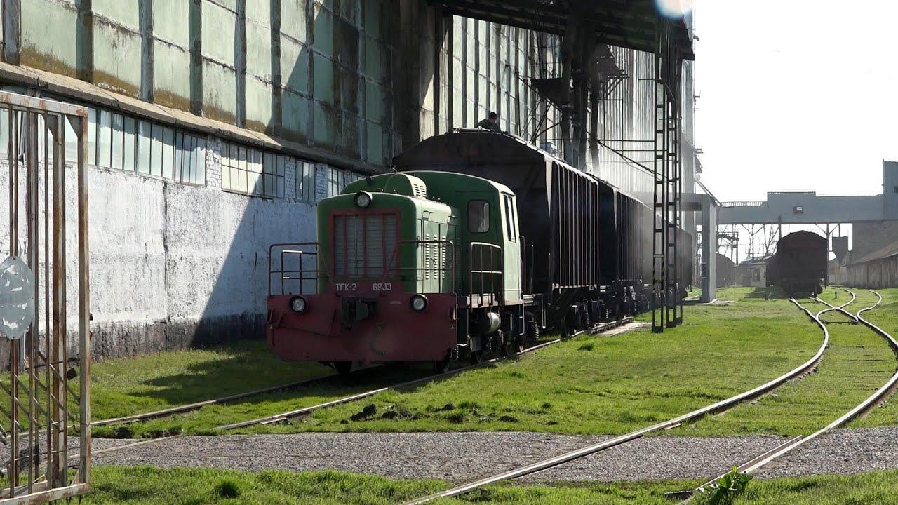 Тгк2, тепловоз с двумя режимами работы коробки передач маневровым и поездным. Годы выпуска 1960. Построено не меньше 9139 вместе с тгк2-1.