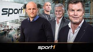 Ganze Folge CHECK24 Doppelpass mit Rouven Schröder und Armin Veh | SPORT1 - CHECK24 DOPPELPASS