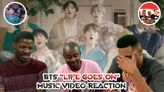 "BTS ""Life Goes On"" Music Video Reaction"