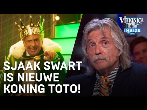 Sjaak Swart in nieuwe Koning TOTO-commercial | VERONICA INSIDE