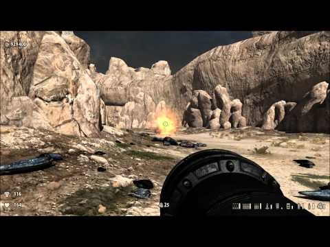 Serious Sam 3: BFE Playthrough (12) The Guardian of Time - All secrets, Serious difficulty