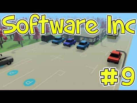 New Best AntiVirus Program! - (Software INC - Alpha 9) - Episode 9
