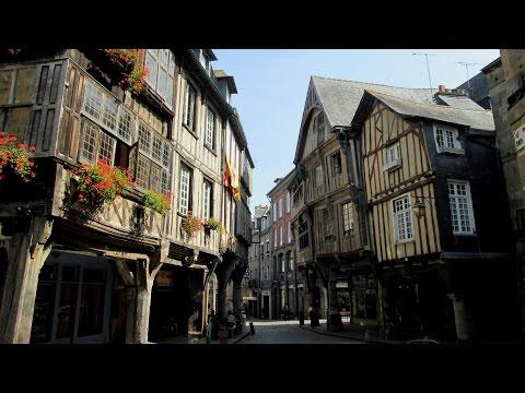 Exploring Dinan - Brittany, France